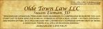 Olde Town Law, LLC