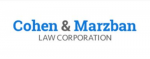 Cohen & Marzban, Law Corporation